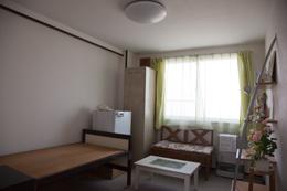 緑ヶ丘ホーム・のっぽろ - 入居室内の画像